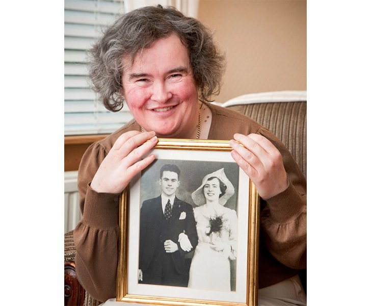 Susan Boyle S Incredible Life See How She Pursued Her Dream And Her