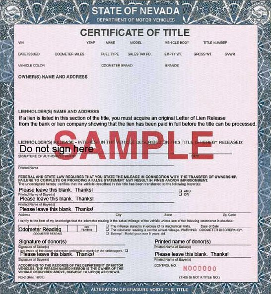 Can A Car Loan Be Transferred To Another Person