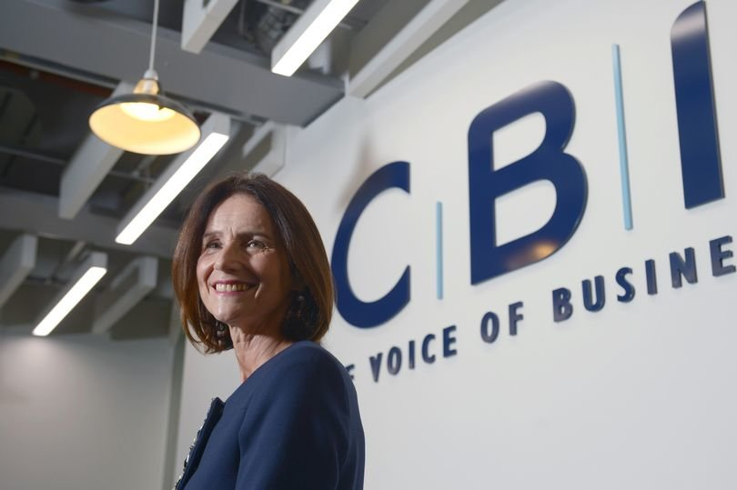 Director General of CBI Carolyn Fairbairn Lead the Campaign for the Parliament to Reconsider Brexit