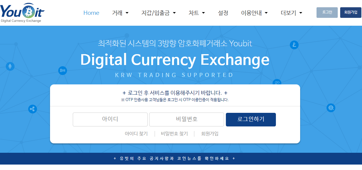 Youbit Declared Bankruptycy Due to Cyber-attacks