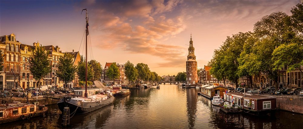 Amsterdam Has The Most Expensive Housing Rate at Astounding 20 Percent Rate