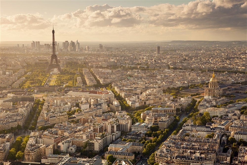 Paris Has the Hgihest In Demand Housing Prices with Rates Going Up to 8 Percent