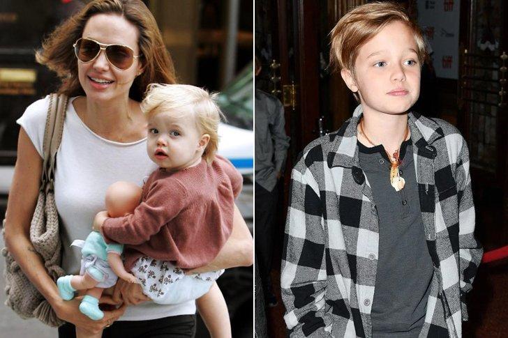 Vivienne Marcheline Jolie-Pitt - newser.com