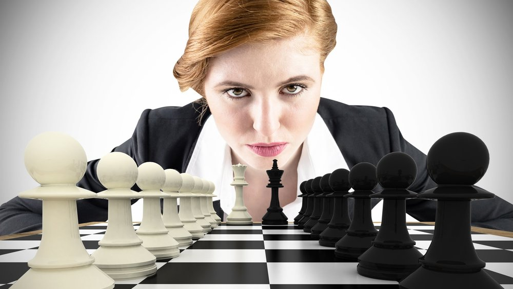 Think Like a CEO and Determine Your Moves to Advance Your Career
