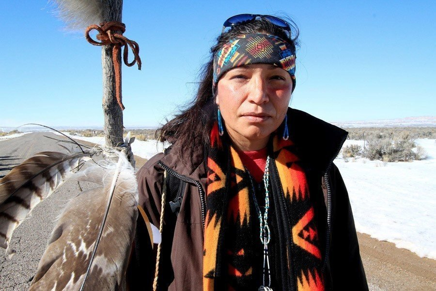 Famous native american women today