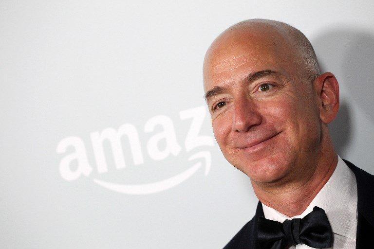 Amazon S Jeff Bezos Unveils His New Philanthropic Fund Miss Penny
