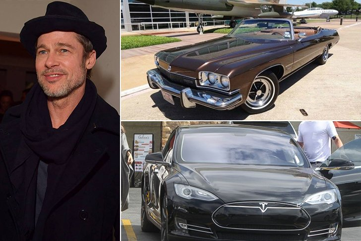 Celebrities' First Vs. Last Cars: Some Upgraded Their ...