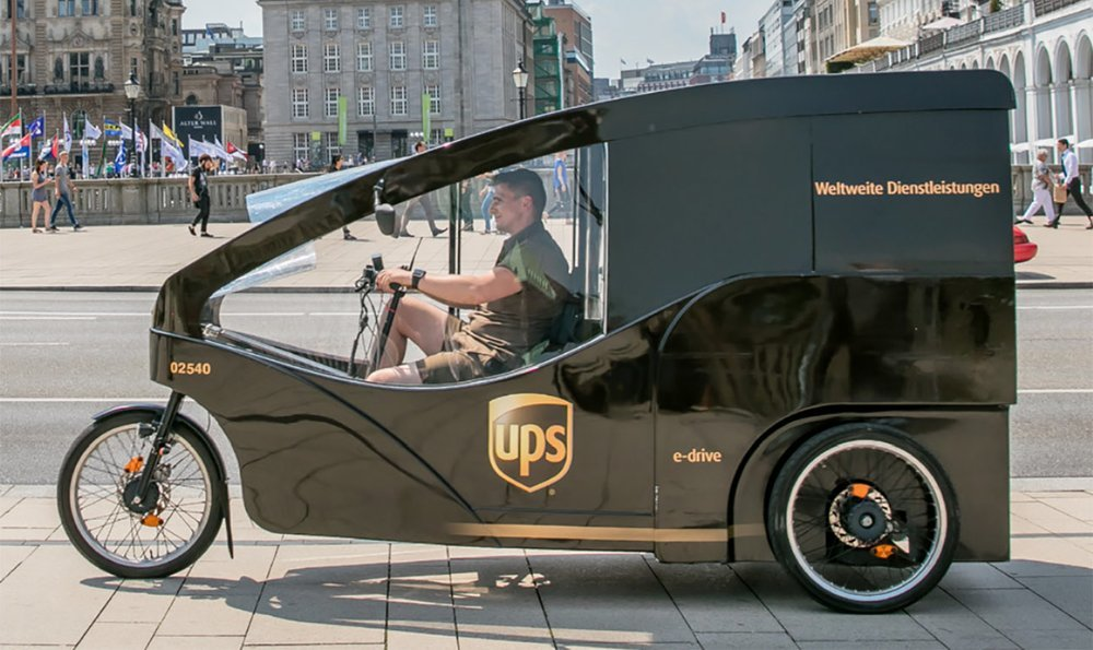 Ebikes Will Now Be Used By Ups For Delivery Around Seattle