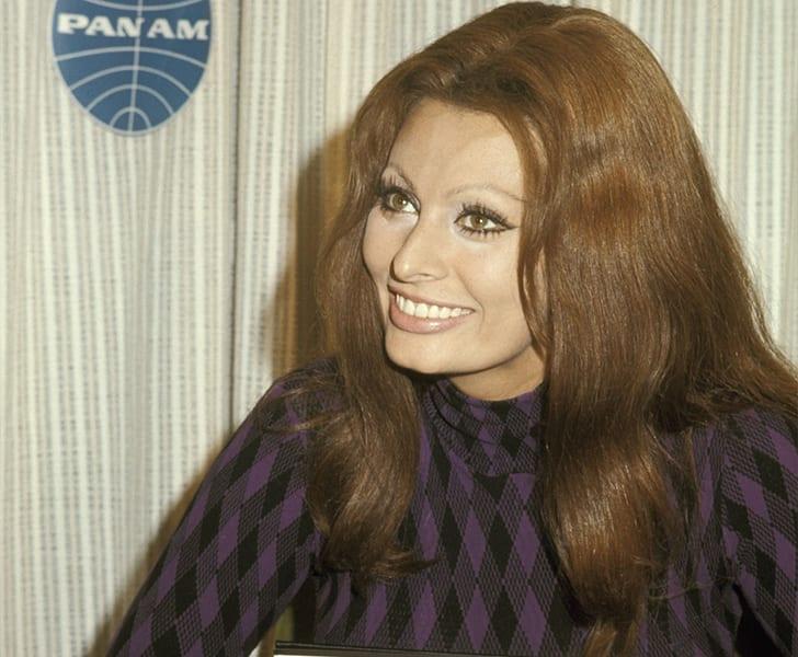 Rare Photos of Sophia Loren From Her Prime To The Present ...Sophia Loren No Makeup