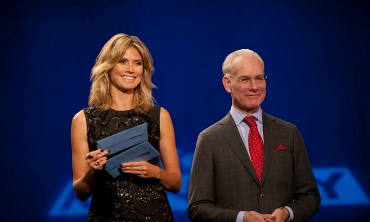 3b6e3cca08934 This is How Former Victoria's Secret Angel Heidi Klum Ended Up With ...
